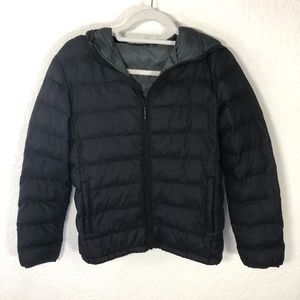 Uniqlo Hooded Puffer Parka